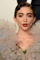 Rowan Blanchard – 2019 Vanity Fair Oscar Party