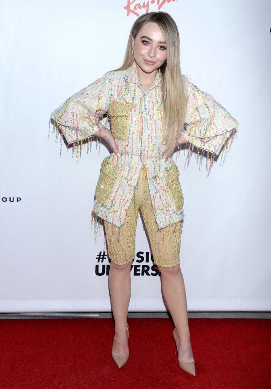 Sabrina Carpenter – Universal Music Group Grammy After Party 02/10/2019