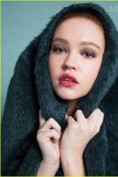 Sadie Stanley - Mood Magazine February 2019