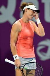 Samantha Stosur – Qualifying for 2019 WTA Qatar Open in Doha 02/11/2019