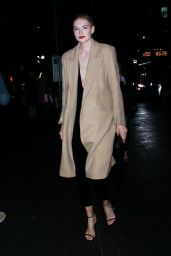 Sanne Vloet - Out in New York 02/08/2019