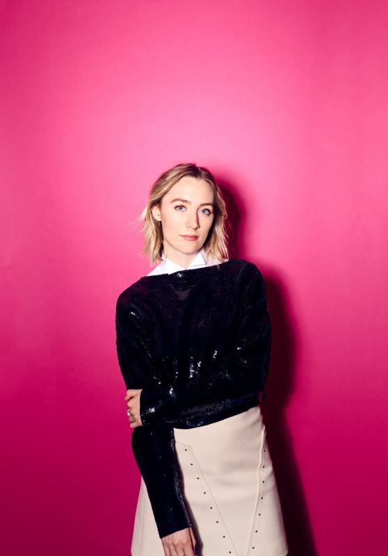 Saoirse Ronan - Focus Magazine Russia February 2019