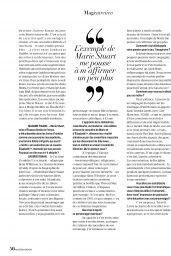 Saoirse Ronan - Madame Figaro Magazine February 2019 Issue