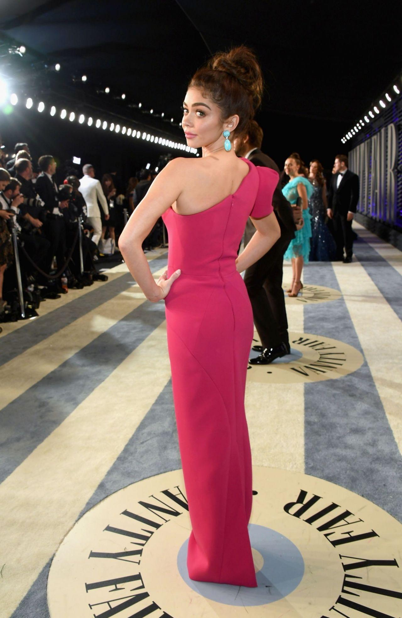 Sarah Hyland 2019 Vanity Fair Oscar Party