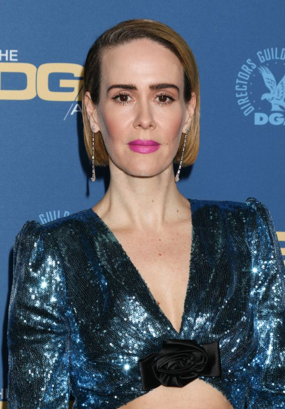 Sarah Paulson – 2019 Directors Guild of America Awards