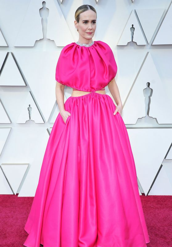 Sarah Paulson – Oscars 2019 Red Carpet
