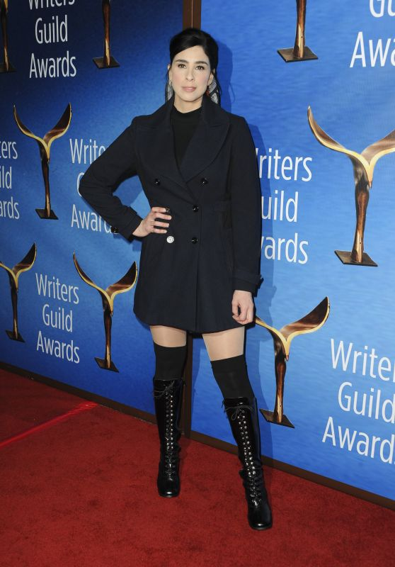 Sarah Silverman – 2019 Writers Guild Awards in Beverly Hills