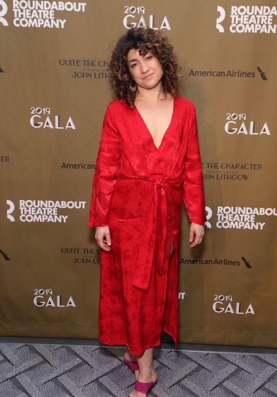 Sarah Stiles – Roundabout Theatre Company 2019 Gala in NY