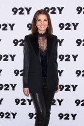 """Sela Ward - 92Y Presents """"FBI"""" Cast in New York 02/20/2019"""