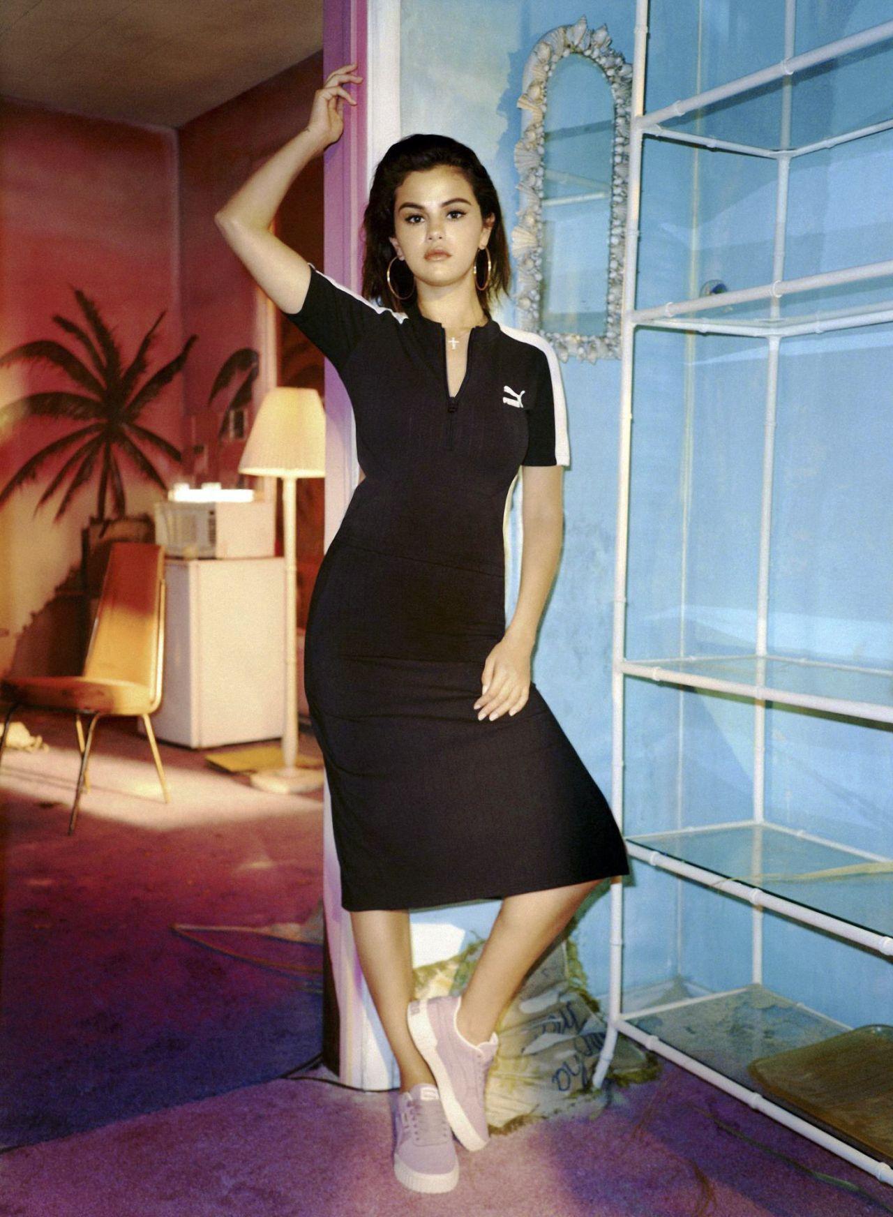 Selena Gomez – Puma Cali Nubuck Photoshoot 2019 New Photo