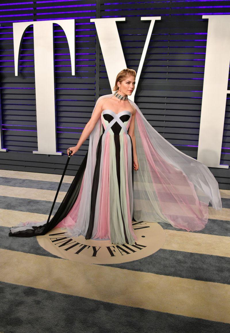 Selma Blair 2019 Vanity Fair Oscar Party