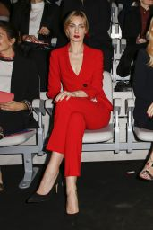 Serena Rossi - Emporio Armani Fashion Show in Milan 02/21/2019