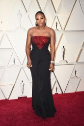 Serena Williams – Oscars 2019 Red Carpet