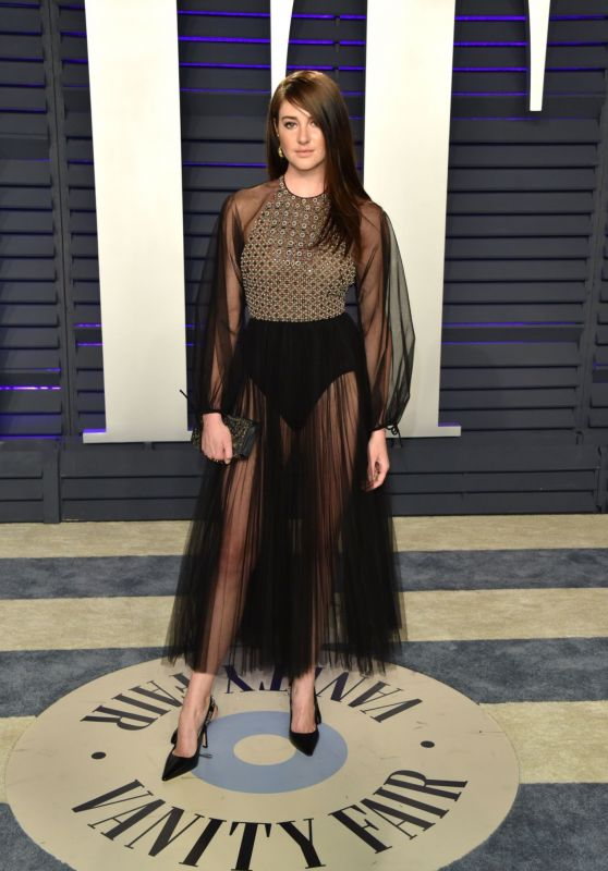 Shailene Woodley – 2019 Vanity Fair Oscar Party