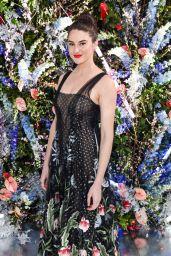 Shailene Woodley – JNSQ Rose Cru Debuts Alongside Rodarte FW/19 Runway Show