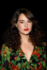 Shailene Woodley - Marc Jacobs Fashion Show in NYC 02/13/2019
