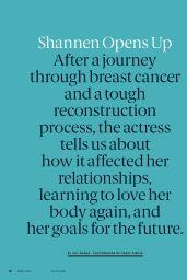 Shannen Doherty - Health Magazine March 2019 Issue