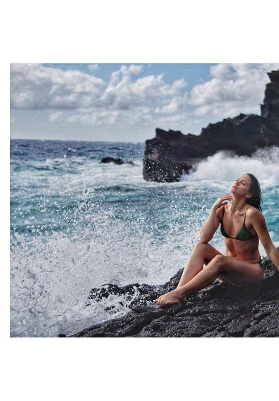 Shantel VanSanten - Personal Pics 02/19/2019