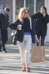 Sienna Miller in Casual Outfit 02/15/2019