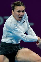 Simona Halep – 2019 WTA Qatar Open in Doha 02/13/2019