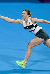 Simona Halep - Final at the 2019 WTA Qatar Open in Doha 02/16/2019