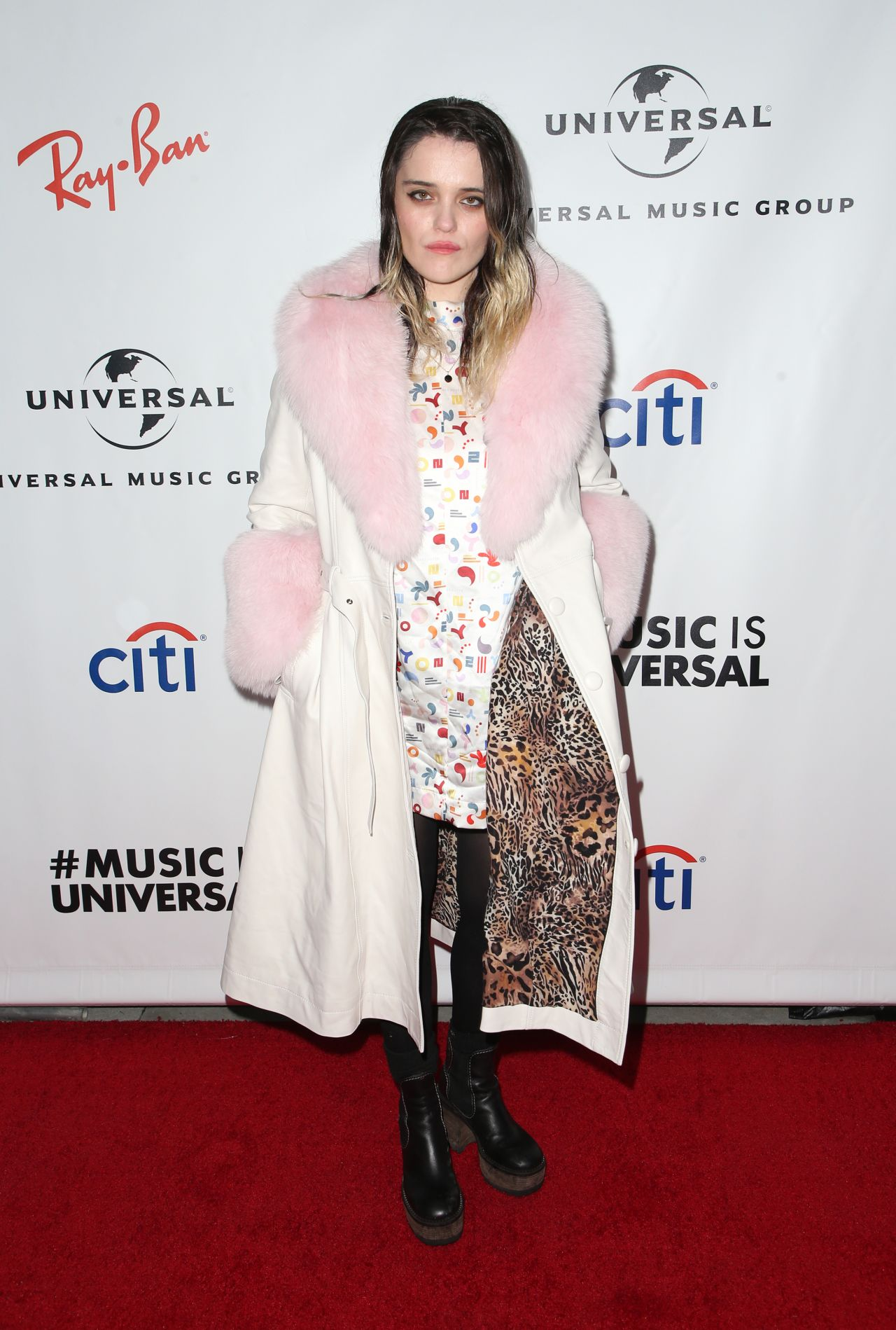 Sky Ferreira – Universal Music Group Grammy After Party 02 ...