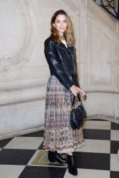 Sofia Sanchez de Betak – Christian Dior Fashion Show in Paris 02/26/2019
