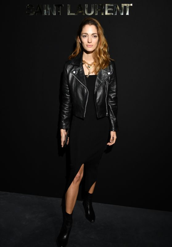 Sofia Sanchez de Betak – Saint Laurent Fashion Show in Paris 02/26/2019