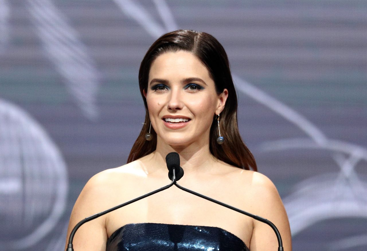 Sophia Bush 2019 Art Directors Guild Awards