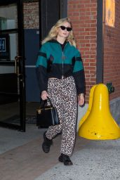 Sophie Turner - Leaving Highline Stages in NYC 02/18/2019