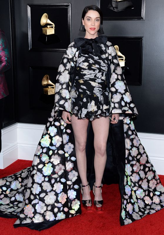St Vincent 2019 Grammy Awards