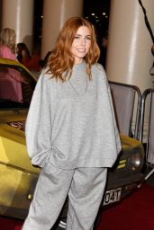 "Stacey Dooley - ""Only Fools and Horses"" Musical Press Night in London"