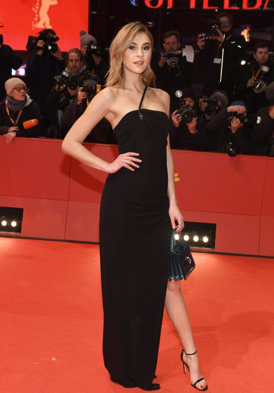 """Stefanie Giesinger - """"By the Grace of God"""" Premiere at Berlinale 2019"""