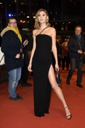 "Stefanie Giesinger - ""By the Grace of God"" Premiere at Berlinale 2019"