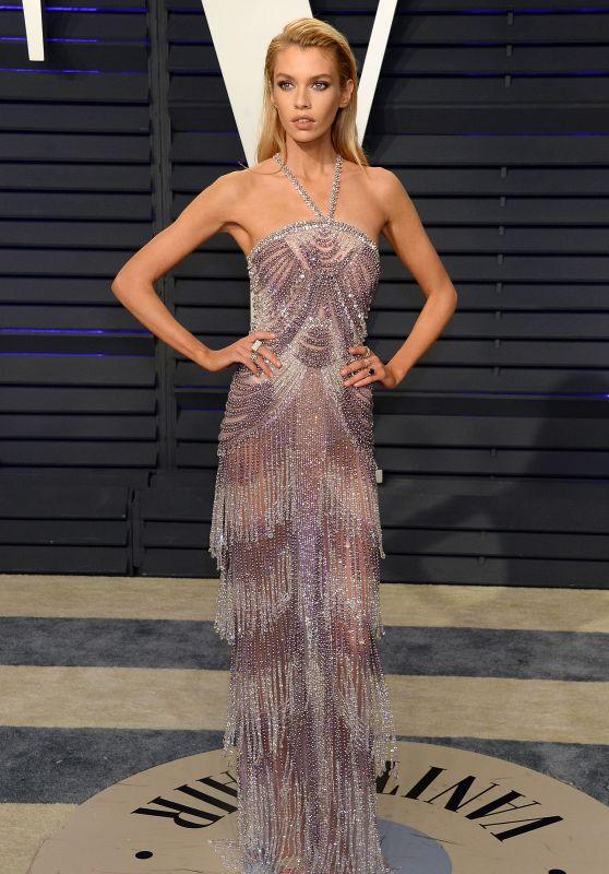 Stella Maxwell – 2019 Vanity Fair Oscar Party
