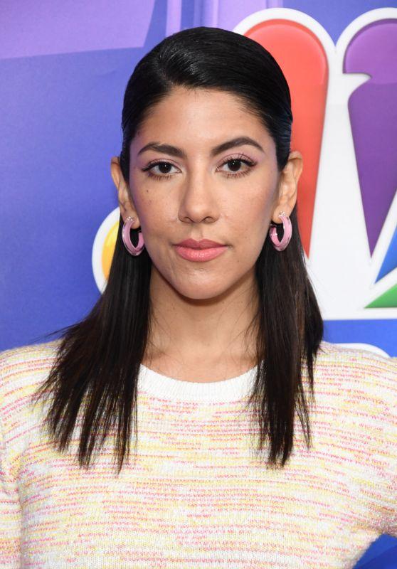 Stephanie Beatriz - 2019 NBC LA Midseason Press Day