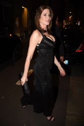 Stephanie Seymour Night Out in Milan 02/22/2019