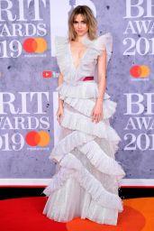 Suki Waterhouse – 2019 Brit Awards