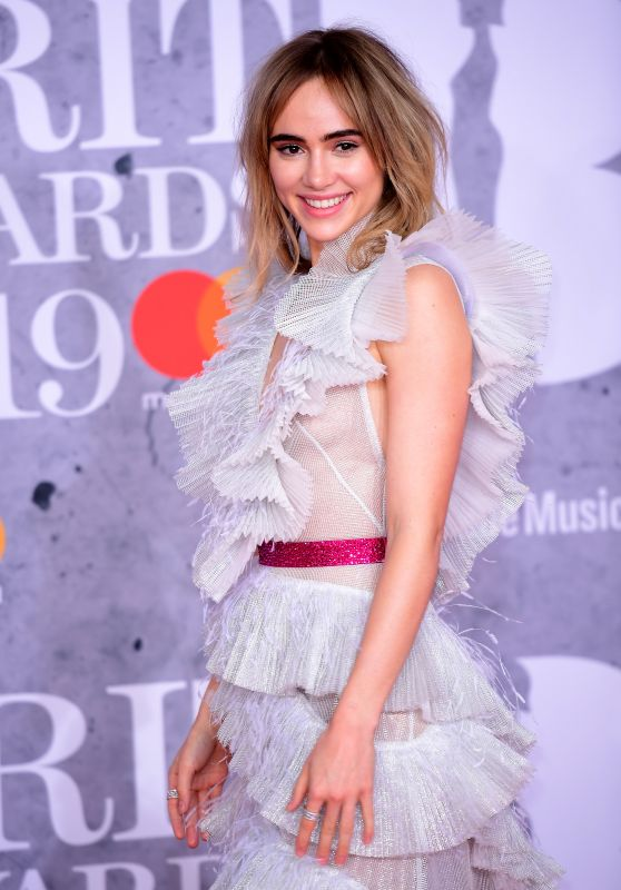 Suki Waterhouse – 2019 Brit Awards