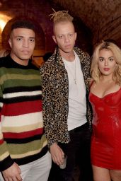 Tallia Storm - Bumble Domino Effect Valentines Party in London 02/14/2019