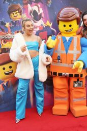 "Tallia Storm - ""The Lego Movie 2: The Second Part"" Premiere in London"