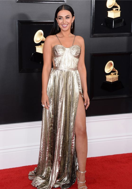 Tamara Dhia – 2019 Grammy Awards