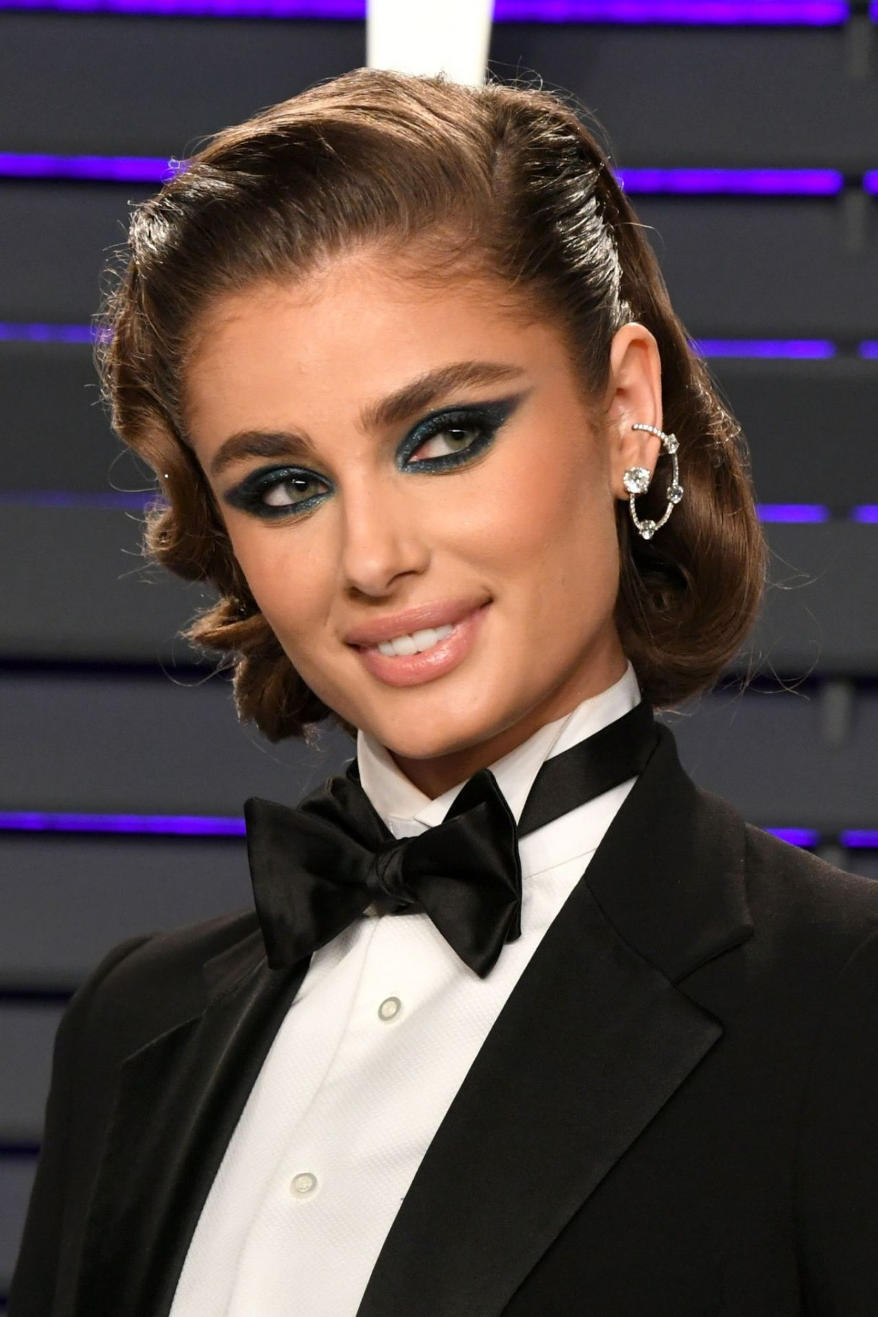 Taylor Hill 2019 Vanity Fair Oscar Party