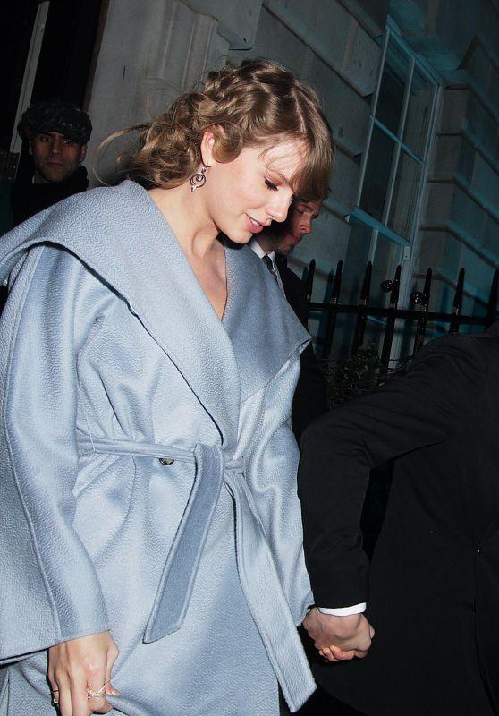 Taylor Swift amd Joe Alwyn - Outside Annabel