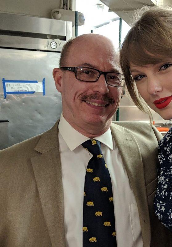 Taylor Swift - Personal Pics 02/26/2019