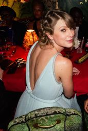 Taylor Swift - Vogue & Tiffany Fashion and Film Party in London 02/10/2019