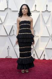 Tessa Thompson – Oscars 2019 Red Carpet