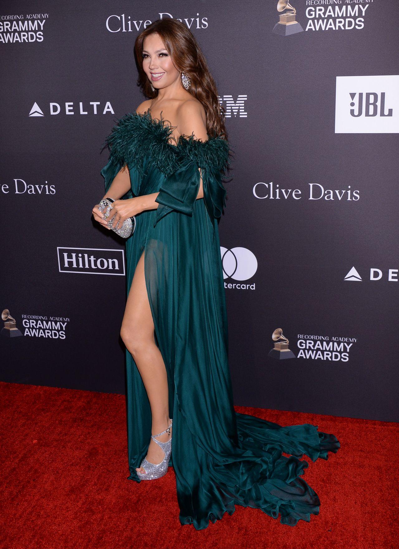 Thalia nominada al grammy 2019 celebrity