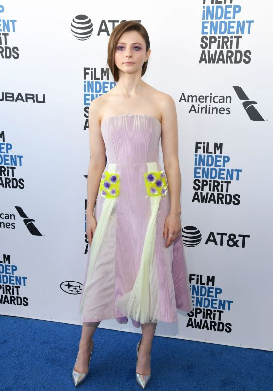 Thomasin McKenzie – 2019 Film Independent Spirit Awards