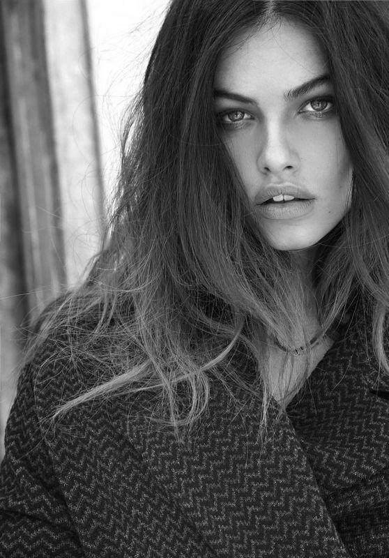 Thylane Blondeau - Photoshoot January 2019